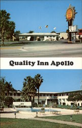 Quality Inn Apollo Postcard