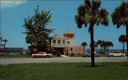 Beach Casino on Tropical Gulf of Mexico