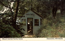 Mount Carmel Family Camp - Prayer Chapel