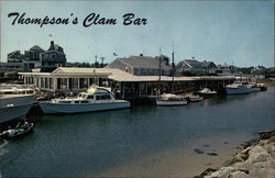 Thompson Brothers Clam Bar