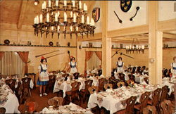 Austrian Room at the Frankenmuth Bavarian Inn
