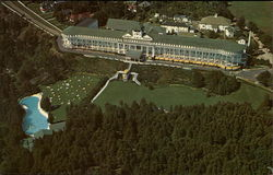 Grand Hotel - Aerial View
