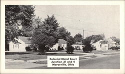 Colonial Motel Court