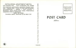 Catalogna Apartment Motel