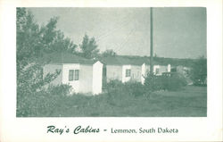 Ray's Cabins - Lemmon, South Dakota