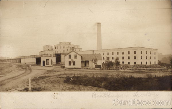 Beet Sugar Factory Buildings