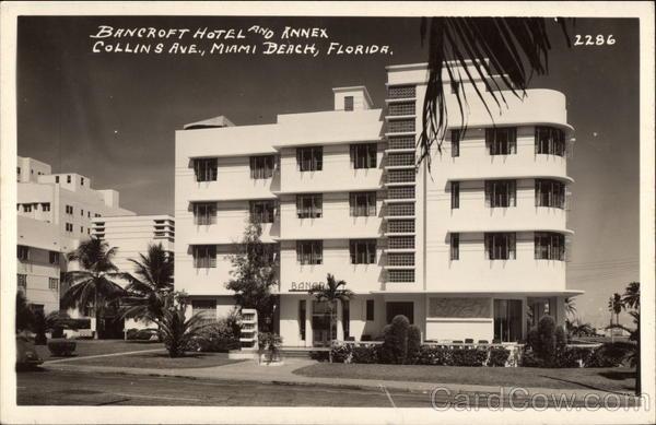 Bancroft Hotel Miami Beach Fl