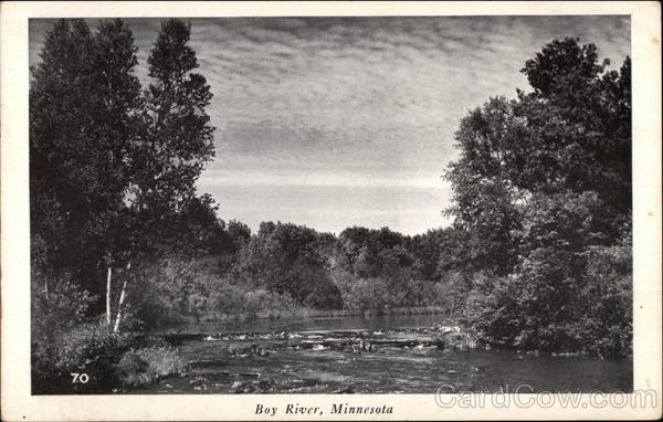 Boy River Minnesota