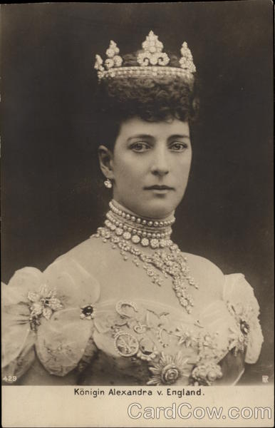 Queen Alexandra of Engand Royalty