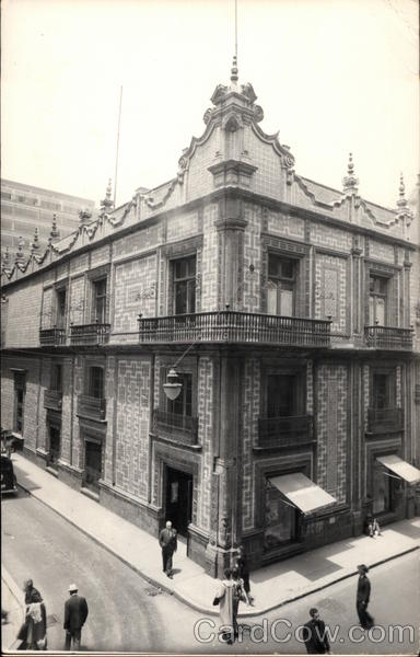 The House of Tiles - Sanborn's Headquarters Mexico City