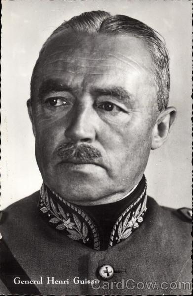 General Henri Guisan Military