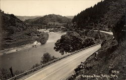 Umpqua River, Pacific Highway