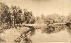 Park scene - Chippewa River