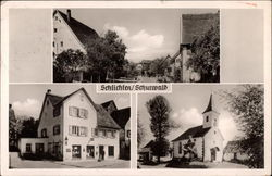 Views of Schlichten/Schurwald