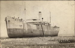 Beached Steamer Ribston