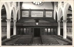 First Church of Christ, Scientist