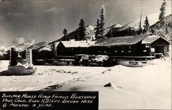 Shelter House Atop Famed Berthoud Pass