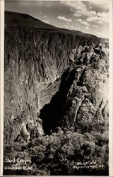 Black Canyon of Gunnison River