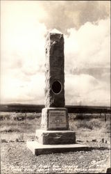 Memorial to Chief Ouray