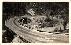 Pigtail Bridge Near Mt. Rushmore
