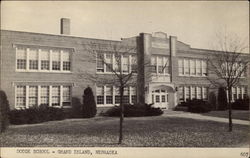 View of Dodge School Building