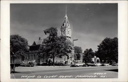 Wayne Co. Court House, Fairfield, Ill