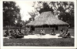 Ceremonial Kava Making
