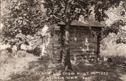 The Old Welwein Log Cabin