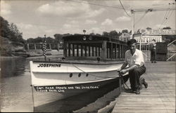 "Capt. Herb Droste and the ""Josephine"""