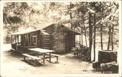 Macbeth's Cabins, Cook Forest State Park
