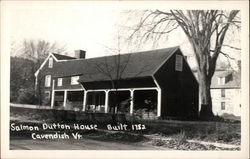 Salmon Dutton House