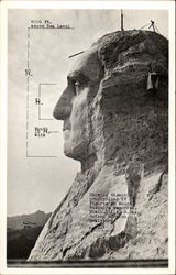 George Washington, Mt. Rushmore
