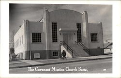 The Covenant Mission Church