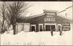 Corkins Auto Co. Garage
