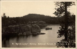 Sylvan Lake, Harney National Forest