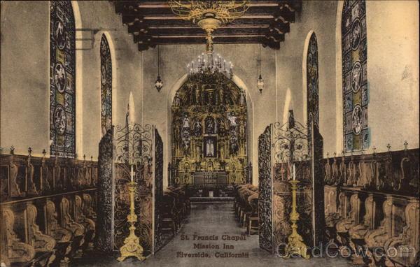 St Francis Chapel, Mission Inn Riverside, Ca-3363