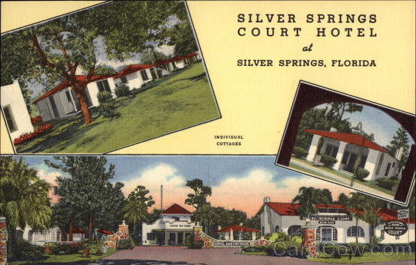 Silver Springs Court Hotel Florida