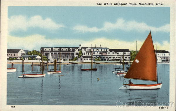 The White Elephant Hotel Nantucket Massachusetts