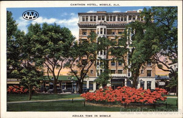 mobile alabama casino hotels