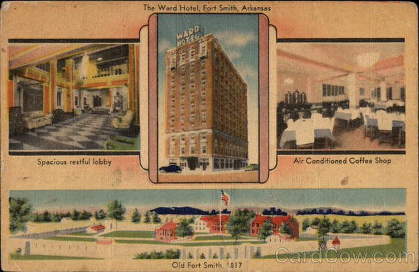 The Ward Hotel Fort Smith Arkansas