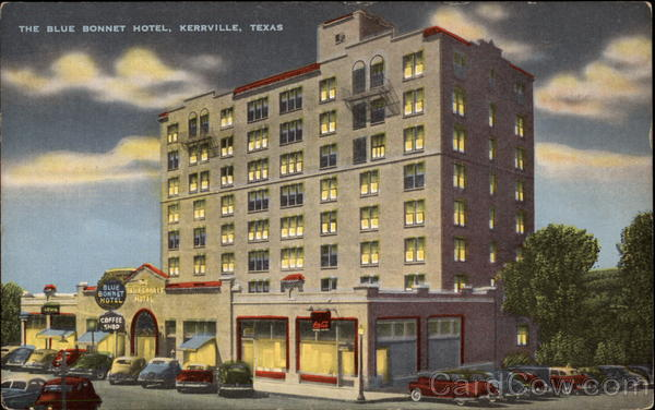 The Blue Bonnet Hotel