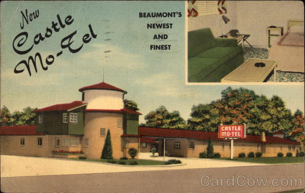 New Castle Mo-Tel Beaumont Texas