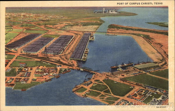 Port of Corpus Christi, Texas