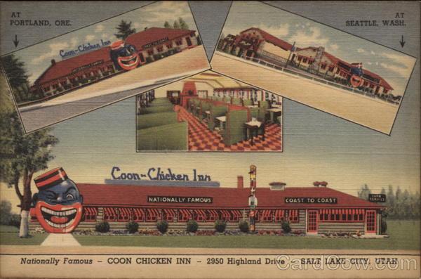 Coon Chicken Inn Salt Lake City Utah