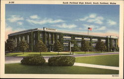 South Portland High School