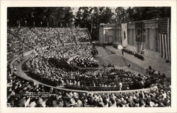 University of California - Greek Theatre