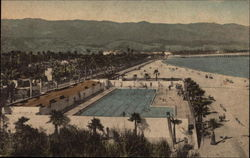 Beach and Municipal Pool