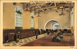 Ticket Concourse, Union Station