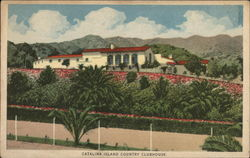 Catalina Island Country Clubhouse