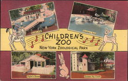 Children's Zoo, New York Zoological Park